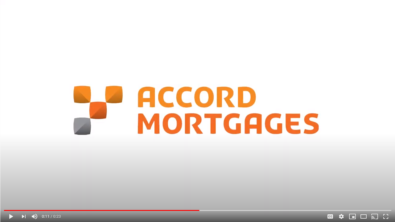 Accord Mortgage's improved Affordability