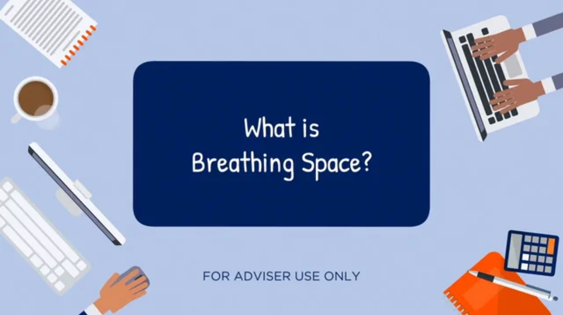 Breathing Space Training Video