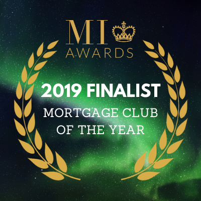 PMS Mortgage Club of the Year Finalist MI Awards 2019