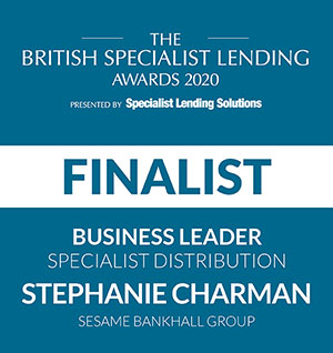 Stephanie Charman -Finalist Business Leader Specialist Distributer