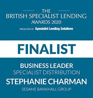 Stephanie Charman -Finalist Business Leader Specialist Distributer