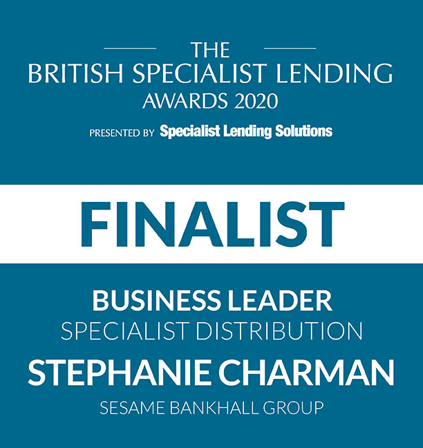 Specialist Lending Awards 2020 - Stephanie-Charman